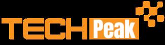 Tech Peak Header Logo