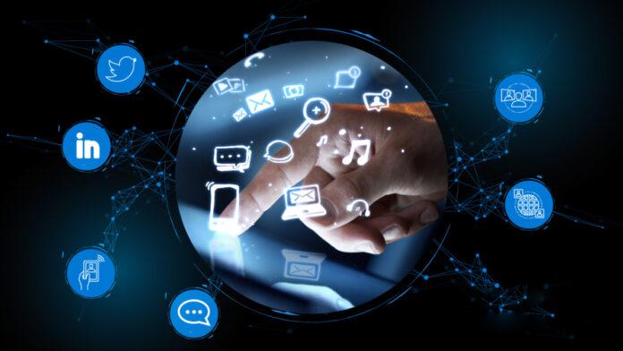 Social Media for Virtual Events