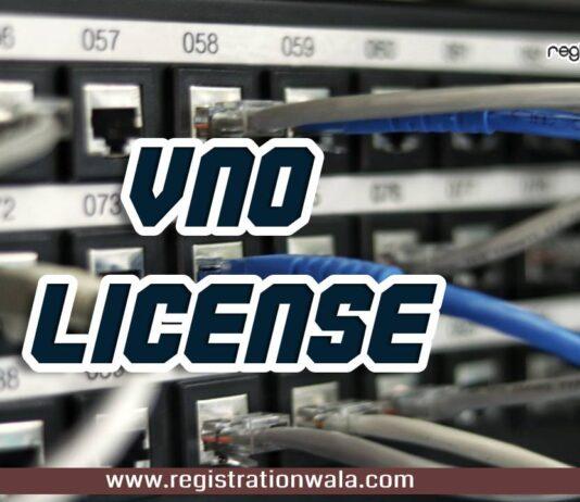 VNO License