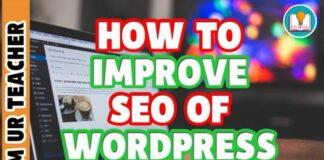 how to improve seo of wordpress website