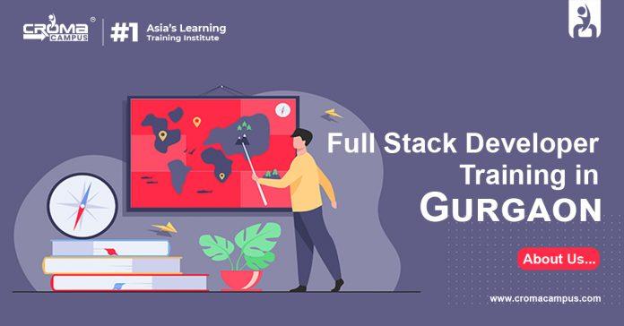 Full Stack Developer Training in Gurgaon