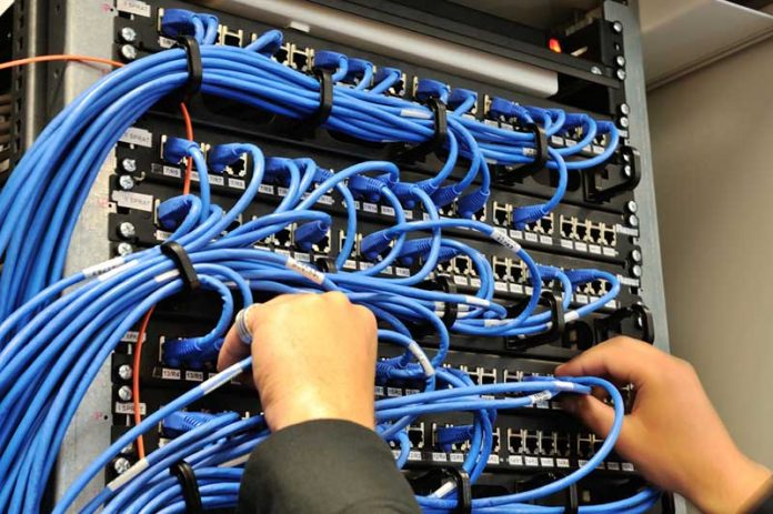 Structured cabling system in Kuwait