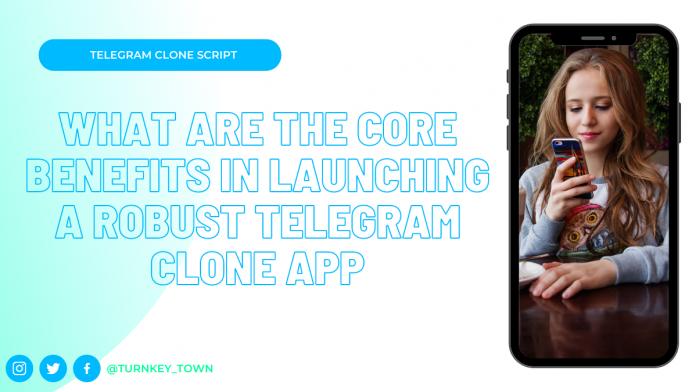 Telegram Clone App development