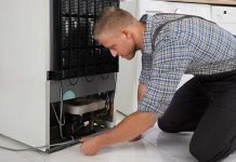 If your fridge is not running, call for a repairing service