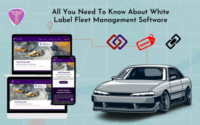 All You Need To Know About White Label Fleet Management Software