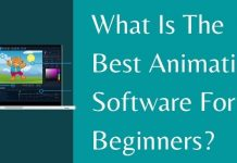 what is the best animation software for beginners.