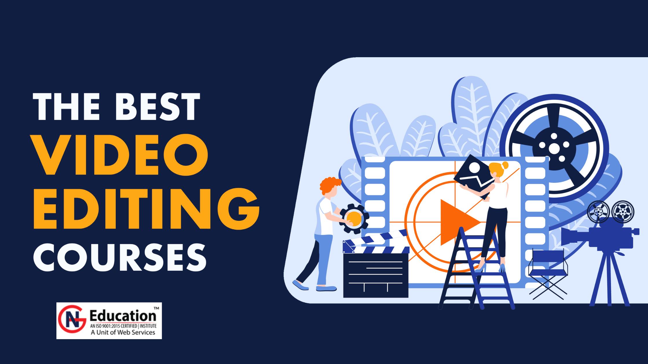 video editing course in delhi